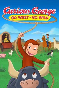 Curious George 5 - Go West, Go Wild