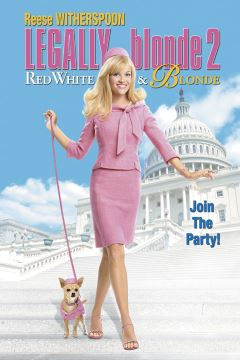 Legally Blonde 2: Red, White, Blonde